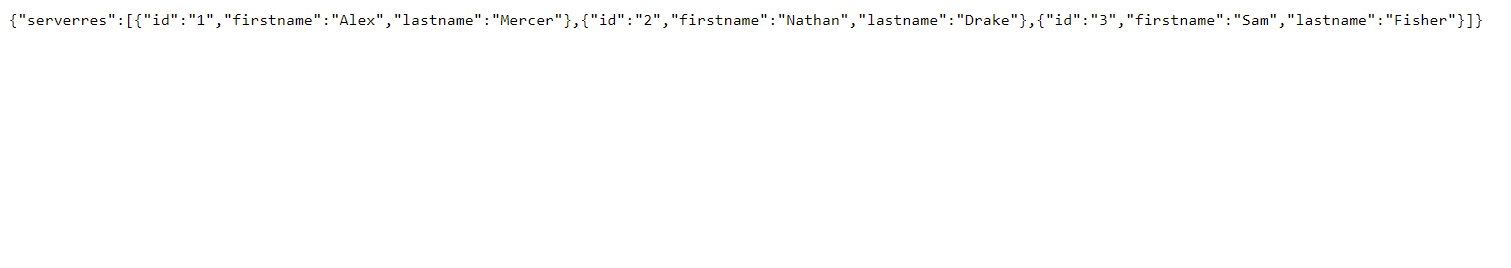 MySQL data to JSON php